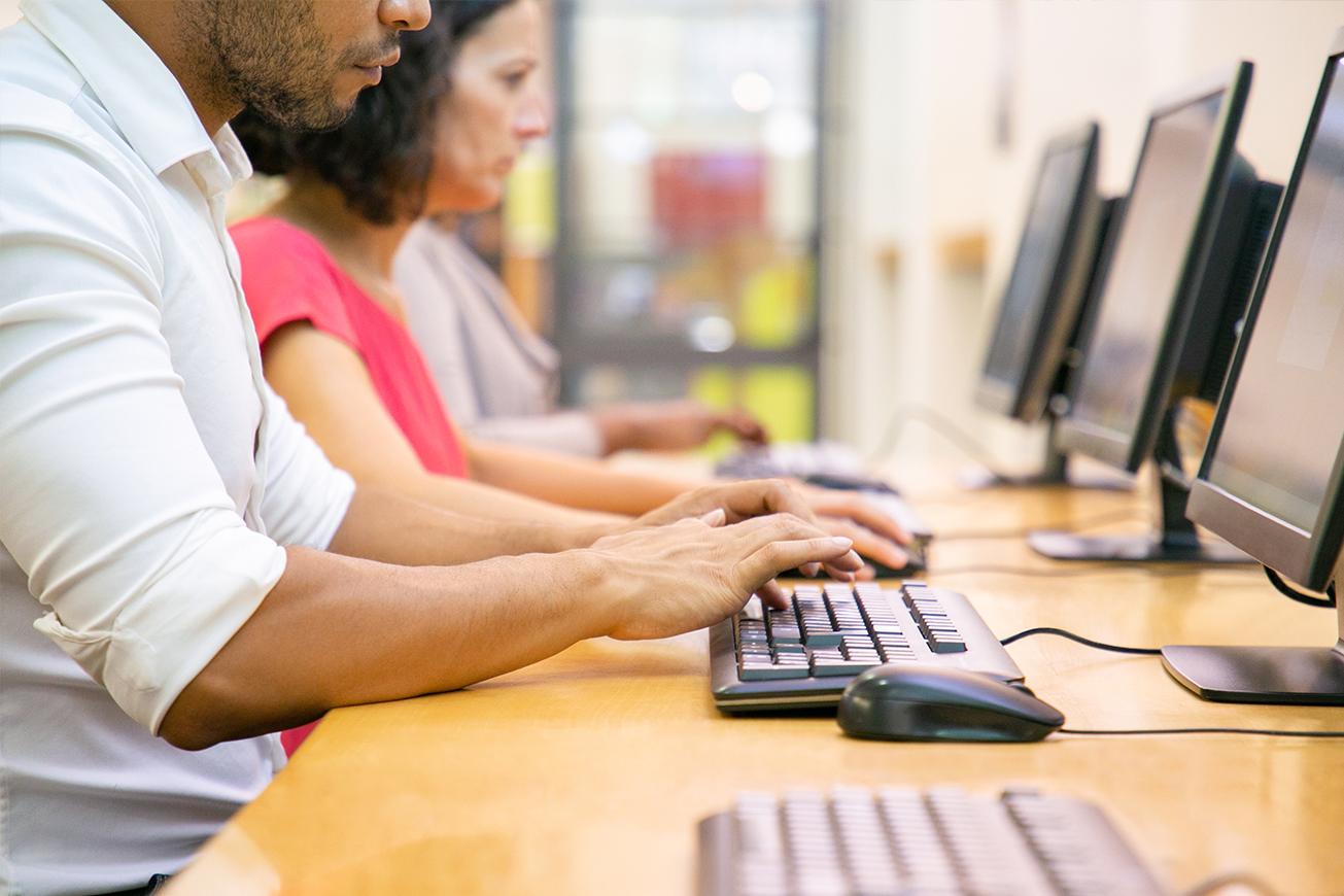 curso iniciación a la informática y ofimática de RH en positiu